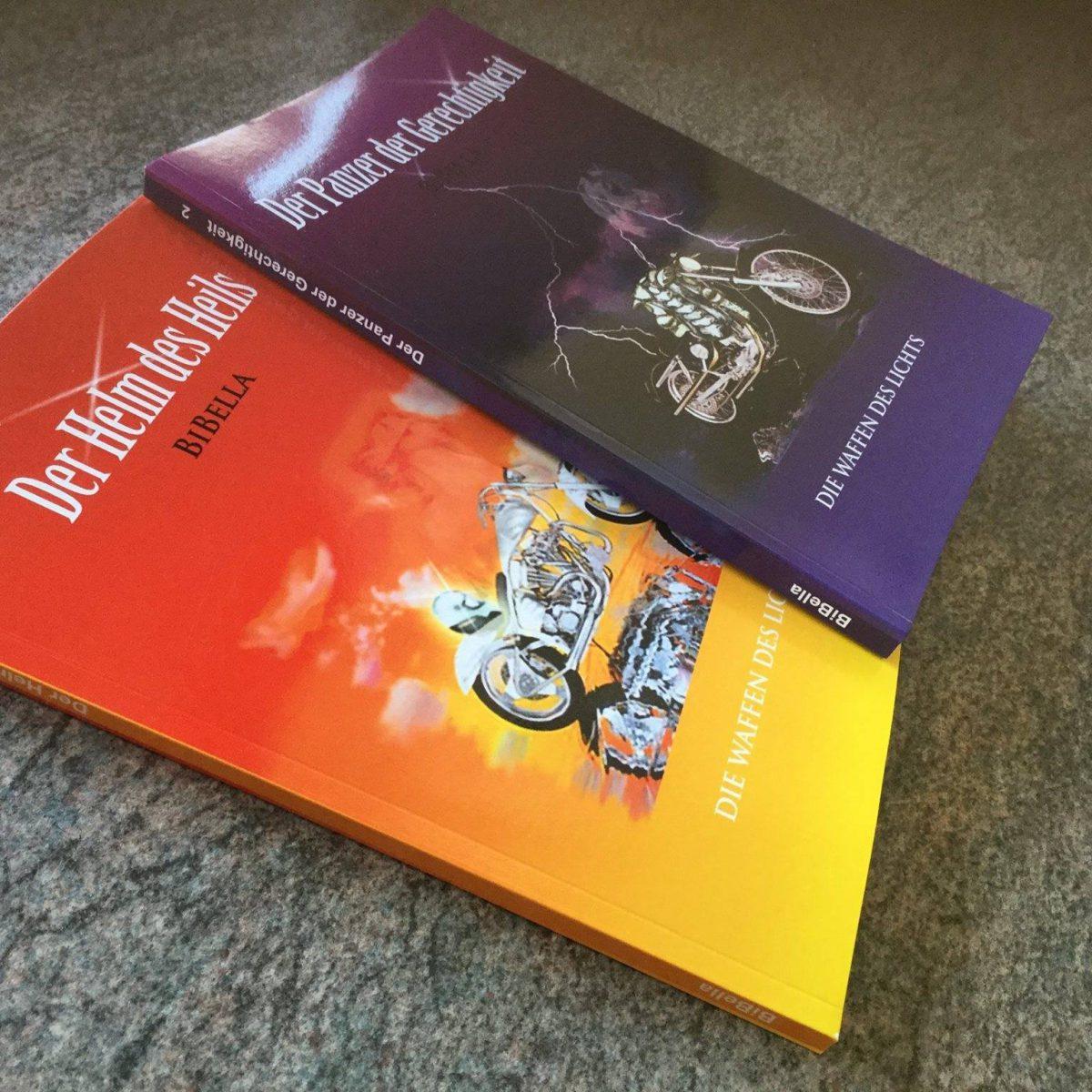 """BI*BEL*LA's Buchreihe: """"Die Waffen des Lichts"""""""